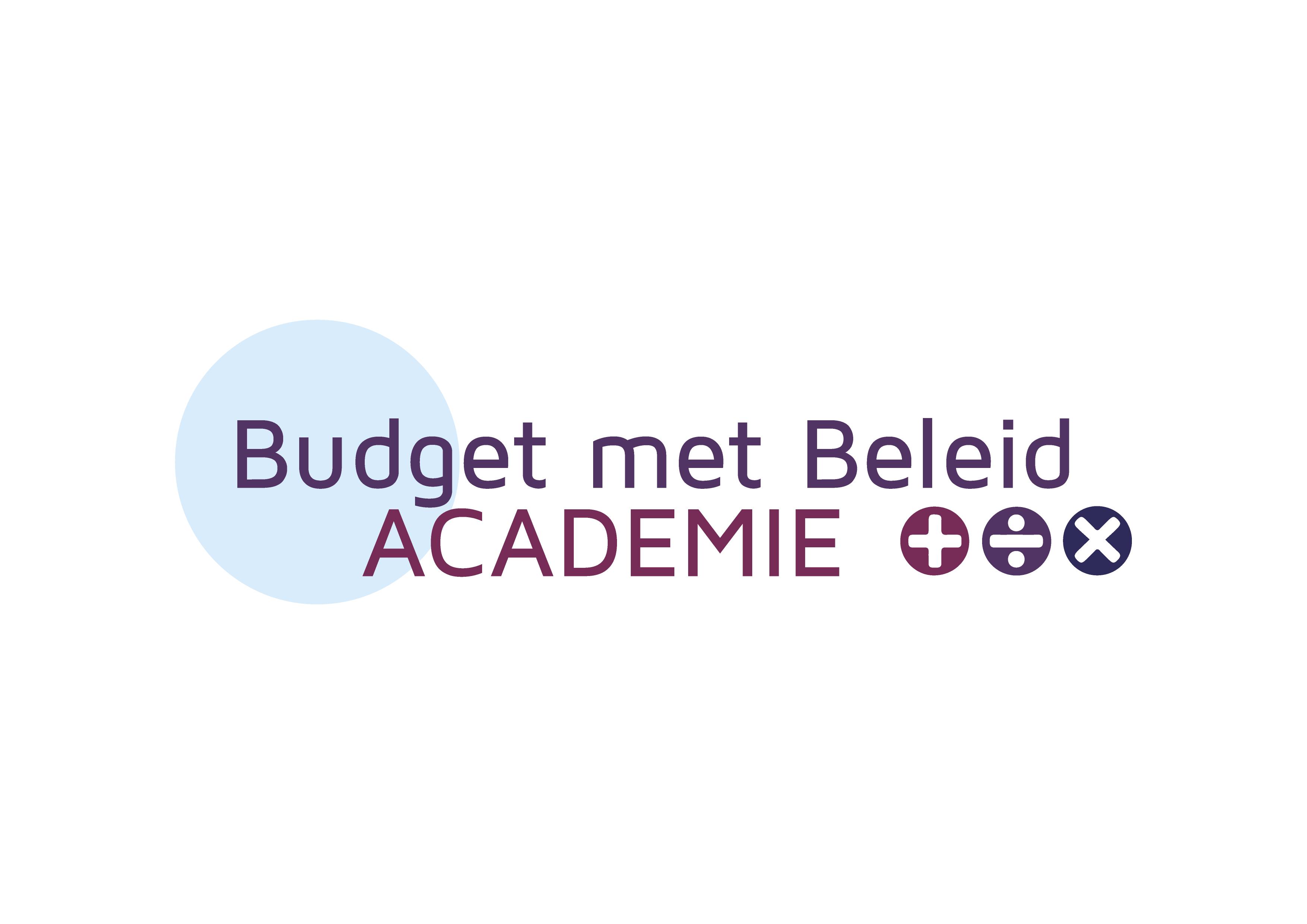 Budget met Beleid Academie